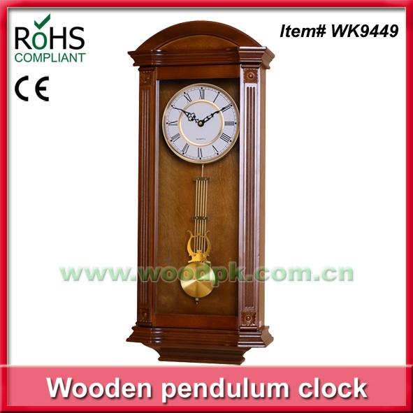 Home Goods Wall Clocks wooden home goods clocks luxury wall clock models with pendulum
